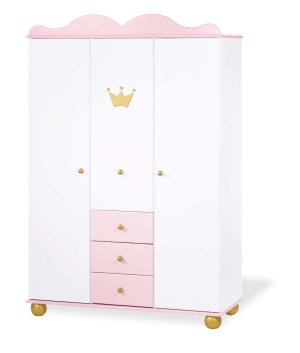 rosa wei es kinder jugendbett und kinderzimmer m bel mit aufbauservice. Black Bedroom Furniture Sets. Home Design Ideas